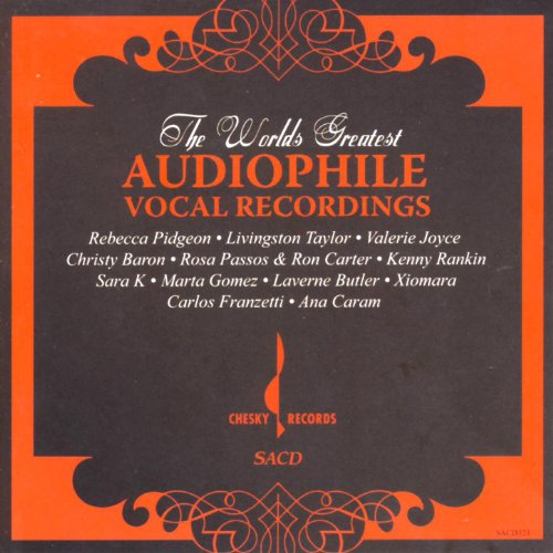 The World's Audiophile Vocal Recordings (Best Audiophile Jazz Albums)