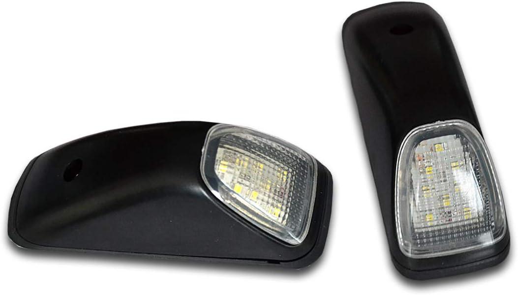 CAB LED Front-Seitenmarkierungsleuchten f/ür Tuck Atego I//II Actros I//II AXOR I//II 2004
