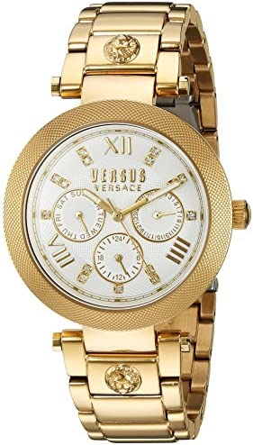 81c862c5d4a Buy Versus by Versace Analog White Dial Women's Watch - SCA03 0016 Online  at Low Prices in India - Amazon.in