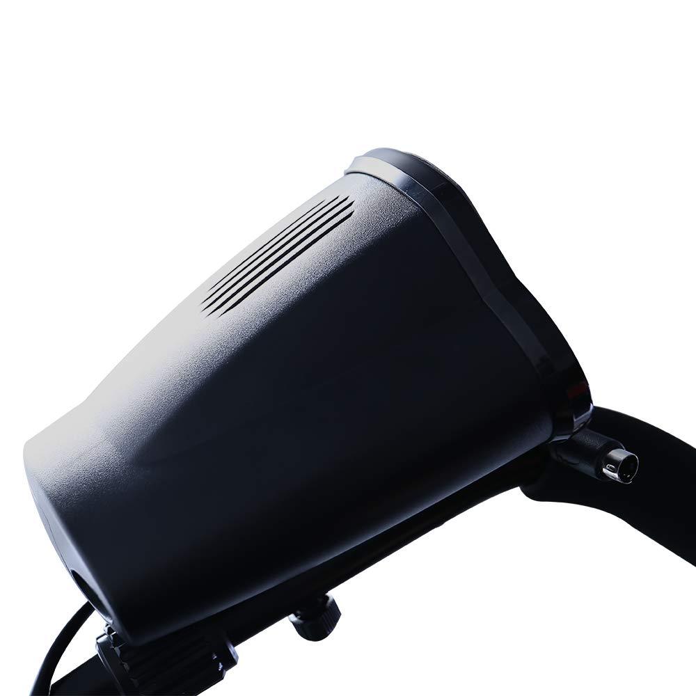 4YANG Metal Detector MD5030 Rivelatori Professionali Leggeri Cacciatore di tesori sotterraneo ad Alta sensibilit/à Display LCD Caccia alloro e ai Gioielli Acque Poco Profonde Multi-Tipo di Metallo