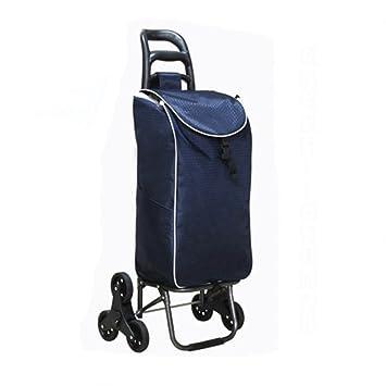 moxin Carrito de la carretilla - cesta de compras plegable 6 ruedas - Carro de la compra, 8#: Amazon.es: Hogar