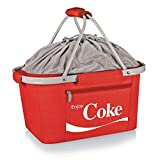 Picnic Time Coca-Cola Insulated Metro Basket, Red