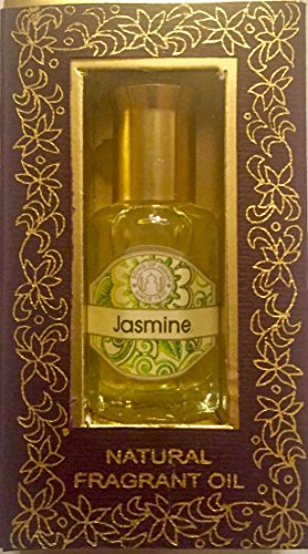 Jasmine - Song of India Perfume Oil - 12cc Roll On