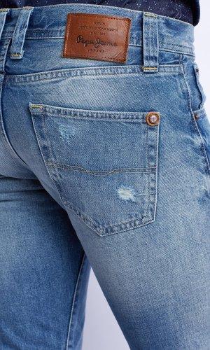 Pepe Jeans Herren Slim Jeans CANE, Gr. W32/ L34 (Herstellergröße: 32 ...
