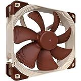 Noctua NF-A14FLX - Ventilateur d'ordinateur-composants de refroidissement pour ordinateur (sacoche d'ordinateur, ventilateur, beige, marron)