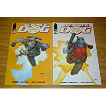 Science Dog Special #1-2 VF to VF/NM complete series ; Image