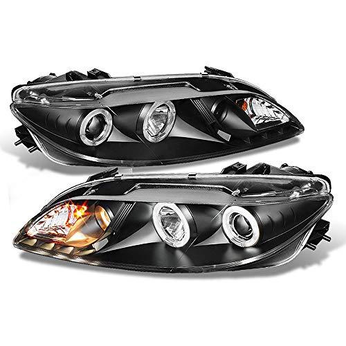 headlight assembly for mazda 6 - 9