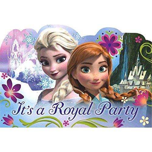 Frozen birthday invitations amazon invitations birthday disney frozen collection filmwisefo