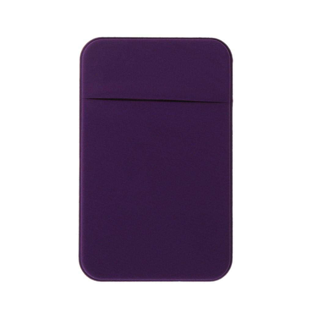 Yziss Mobile Phone Credit Card Wallet Holder Pocket Stick-On ...