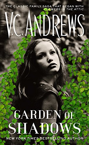 book cover of Garden of Shadows
