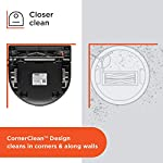 Neato Robotics Botvac D7 Connected App-Controlled Robot Vacuum – Black / Gray