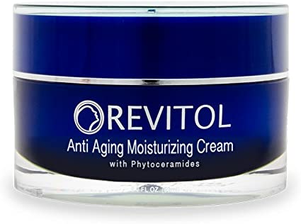 Amazon Com Revitol Anti Aging Skin Cream Moisturizer With
