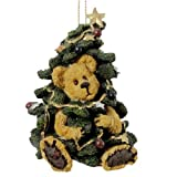 Boyds Bears Frasier Christmas Figurine
