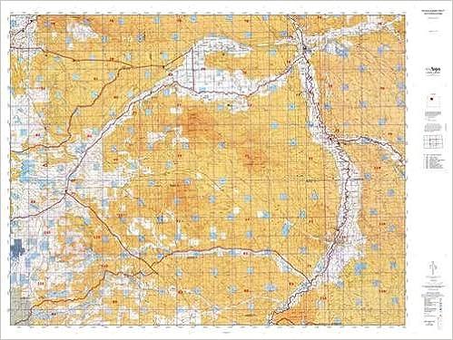 Wyoming Antelope GMU 77 Hunt Area / Game Management Units (GMU) Map ...