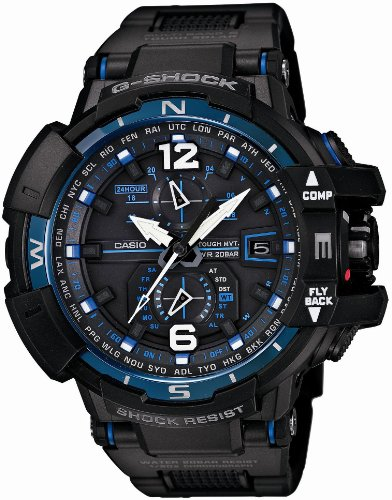 Casio G-SHOCK SKY COCKPIT TOUGH SOLAR MVT MULTIBAND6 GW-A1100FC-1AJF Watch (Japan Import) by Casio