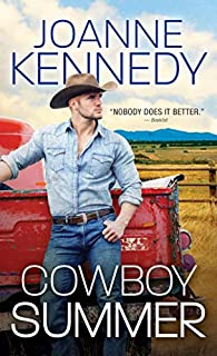 Book Cover: Cowboy Summer