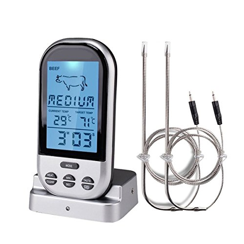 yesurprise-wireless-remote-food-meat-thermometer-bbq-grill-smoker-oven-cooking-long-range-digital-ki