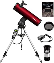 The value-packed StarSeeker IV 130mm GoTo Reflector Telescope Kit is a great setup for beginning amateur astronomers since it's loaded with so many great accessories and features a complete GoTo system. The Orion StarSeeker IV 130mm GoTo tele...