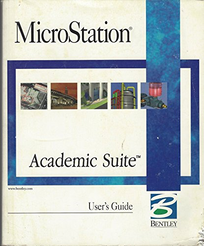 MicroStation 95 Academic Suite User's Guide