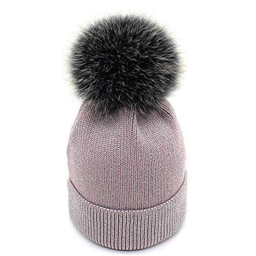 Engrosado Go Y Suave Capucha color Púrpura Con De Sombrero Para Punto Shopping Easy Mujer Invierno Púrpura vxpRqdq0
