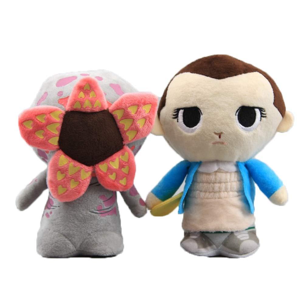 IUTOYYE Demogorgon Plush Soft Toy Cute Doll Home Decor Collectible Plush Toy (2 Set)