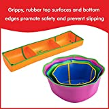 Edx Education Step-A-Trail - 6 Piece Obstacle