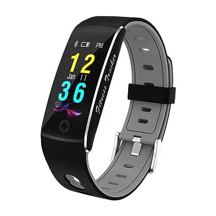 Amazon.com: HUAXING Super Lightweight Smartwatch-Ice,0.96 ...