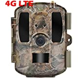 WildGuarder AT&T Version 4G LTE GPS 12MP Full HD Trail Camera, Camo