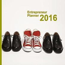 Entrepreneur Planner 2016: With 365 Inspirational Quotes for Entrepreneurs by Jack Burkhart (2013-12-13)