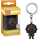 Funko 36953  Pop! Keychain: FortniteBlack Knight, Multicolor