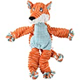 KONG Floppy Knots Fox, Dog Toy, Medium/Large