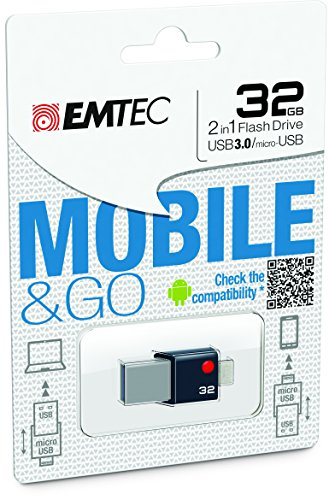 EMTEC Mobile Flash Drive Micro USB