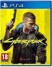 CYBERPUNK 2077 D1 Edition + STEELBOOK [ Esclusiva Amazon.it ] - Day-one Limited - PlayStation 4