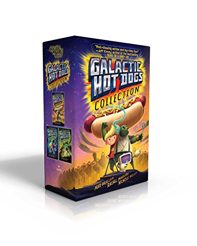 Galactic Hot Dogs Collection: Galactic Hot Dogs 1; Galactic Hot Dogs 2; Galactic Hot Dogs (School Carnival Food Ideas)