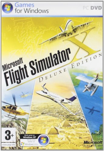 Microsoft Flight Simulator X Deluxe