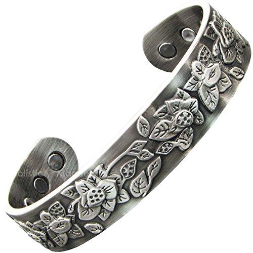 Copper Magnetic Bracelet Bangles Arthritis