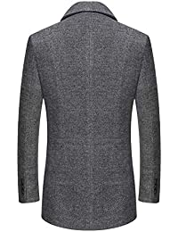 Amazon.com: Greys - Wool & Blends / Jackets & Coats: Clothing, Shoes & Jewelry