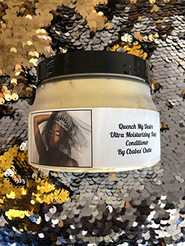 Quench My Desire Ultra Moisturizing Deep Conditioner 16oz Jar