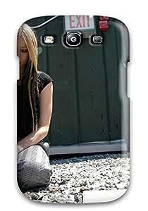 YY-ONE High Quality Galaxy S3 Celebrity Avril Lavigne Case
