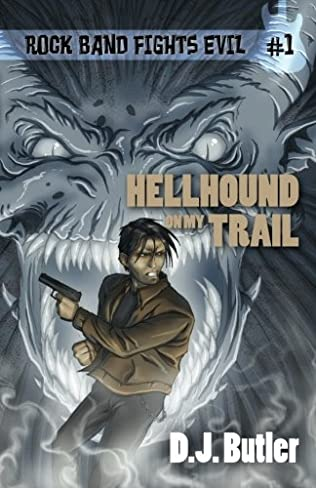 book cover of Hellhound On My Trail