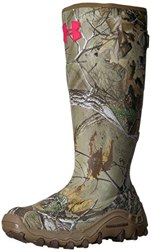 Under Armour Women's Mud Hawg, Realtree Ap-Xtra (900)/Uniform, 8