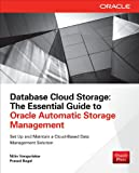 Oracle Cloud Storage Management, Nitin Vengurlekar and Prasad Bagal, 0071790152