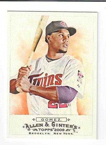 2009 Topps Baseball #329 Carlos Gomez Card.#61548*10
