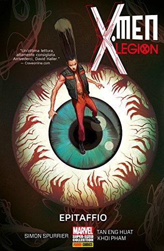 X-Men: Legion Vol. 3: Epitaffio