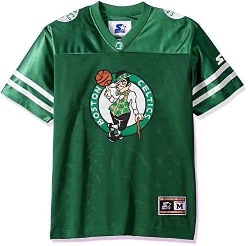 (Starter Adult Men Heritage Football Jersey, Green, X-Large)