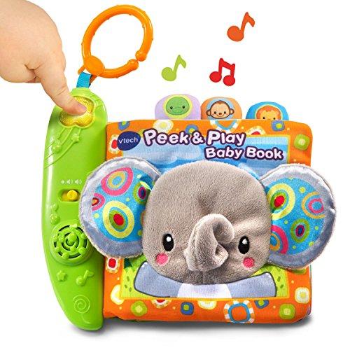51 JAdqbzdL - VTech Peek & Play Baby Book Toy