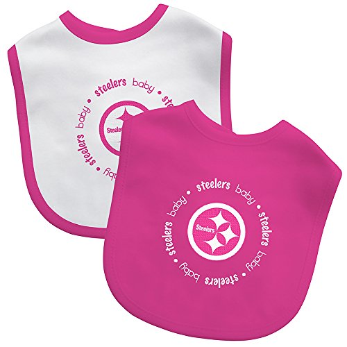 Baby Fanatic Bib Pack Pittsburgh