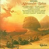 Handel: Alexander Balus / King, The King's Concort