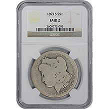 1893 S Morgan Dollar Fair 02 NGC