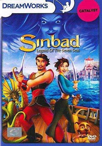 Sinbad Legend Of The Seven Seas (SE) (DVD Zone 3) Region 3 ** Import **